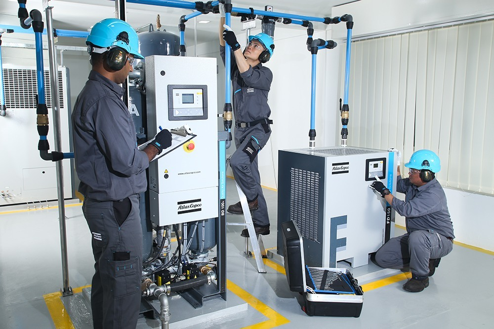 Air Compressor Energy Saving - Airia Compressed Air Solutions