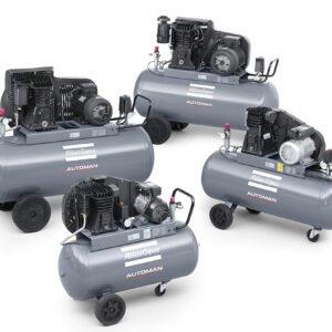 Atlas Copco Automan Professional   Light Industrial Air Compressors