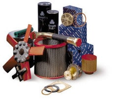 Service Kits Manufactured to fit Ingersoll Rand Compressors