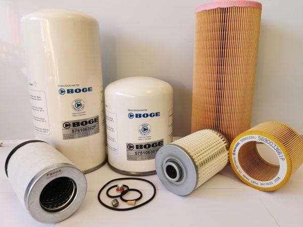 boge service kit
