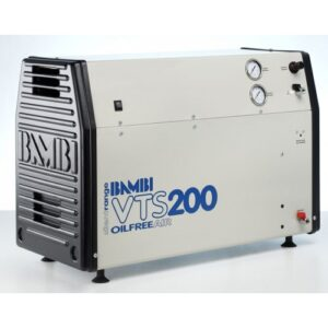 Bambi Silent Oil Free and Dental Air Compressors