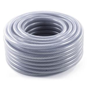 Clear Polyester Braided Air Hose