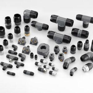 AIRnet Aluminium Piping System